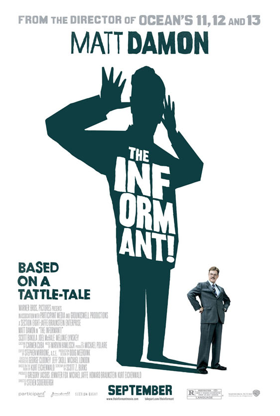 The Informant! Poster #3