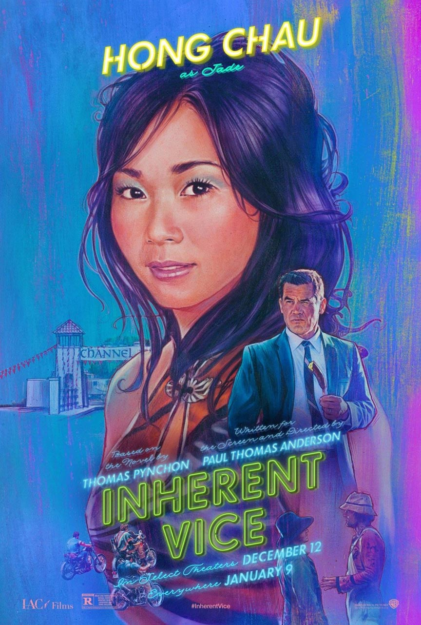 Inherent Vice Poster #10
