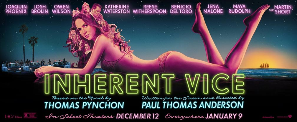 Inherent Vice Poster #2