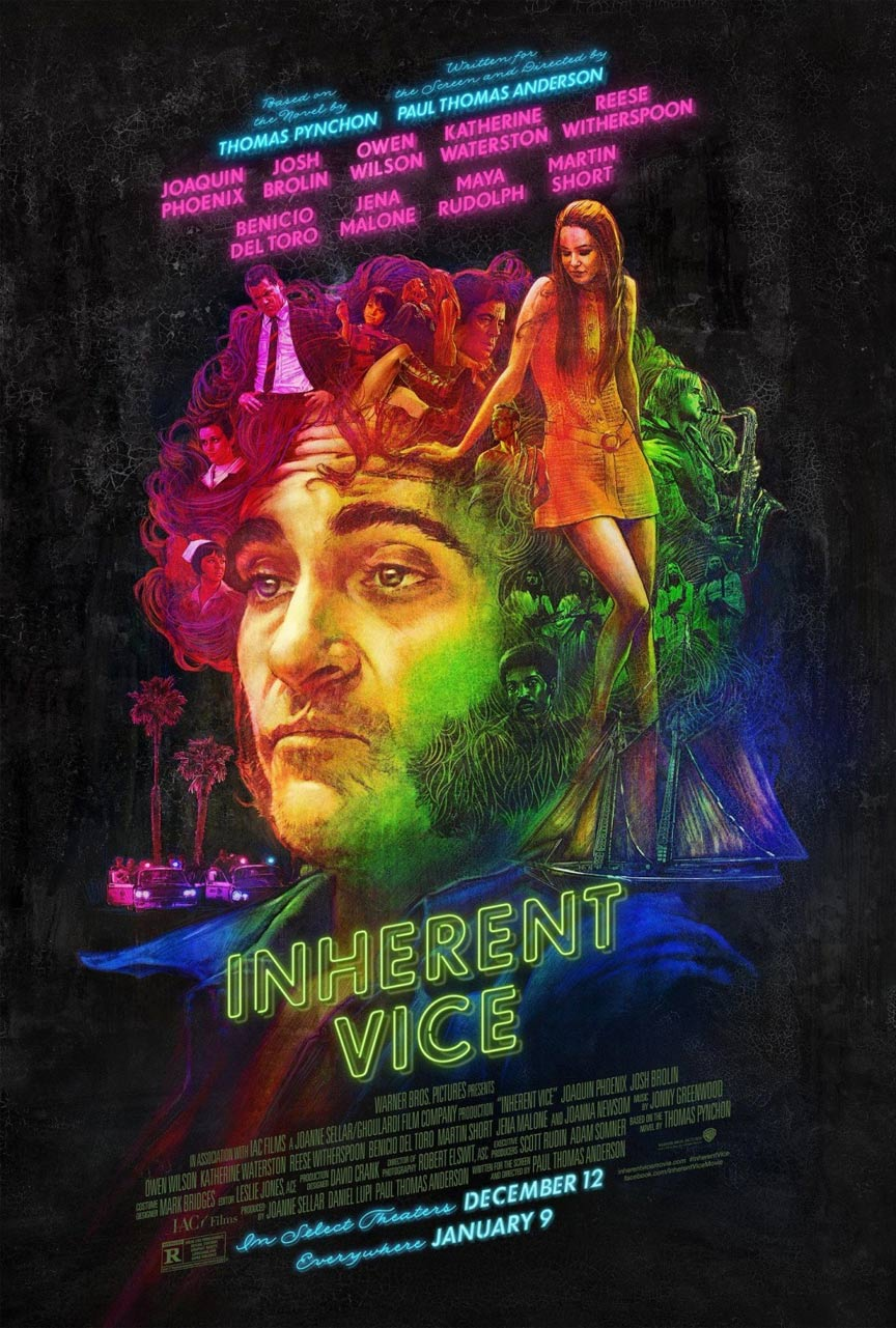 Inherent Vice Poster #4