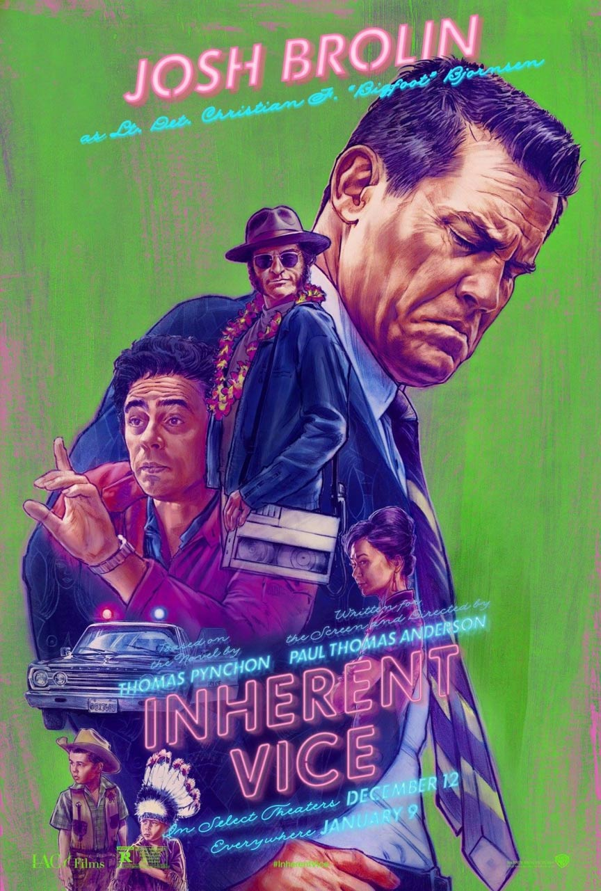 Inherent Vice Poster #5