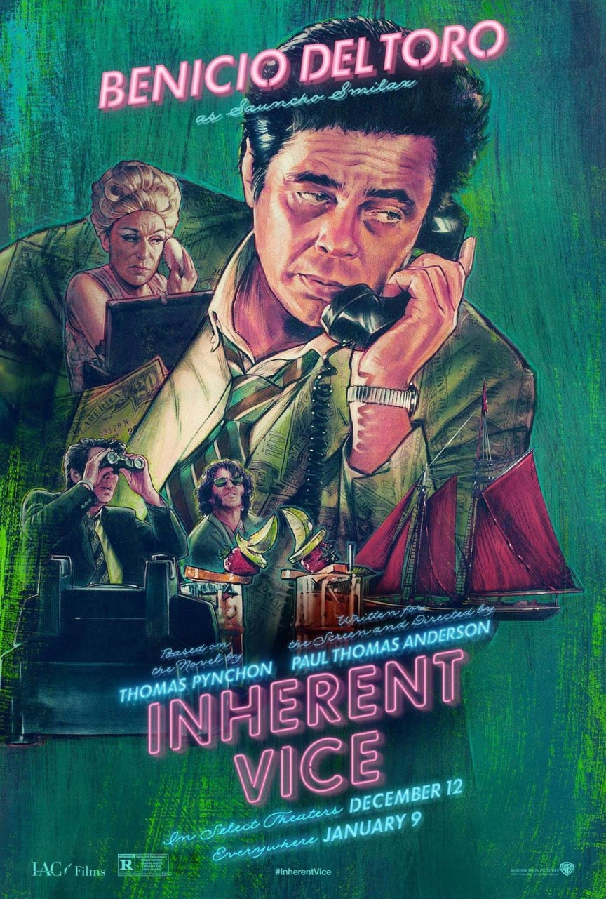 Inherent Vice Poster #6