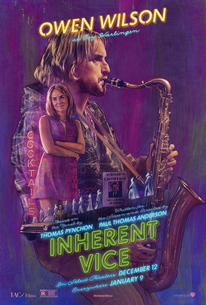 Inherent Vice Poster #7