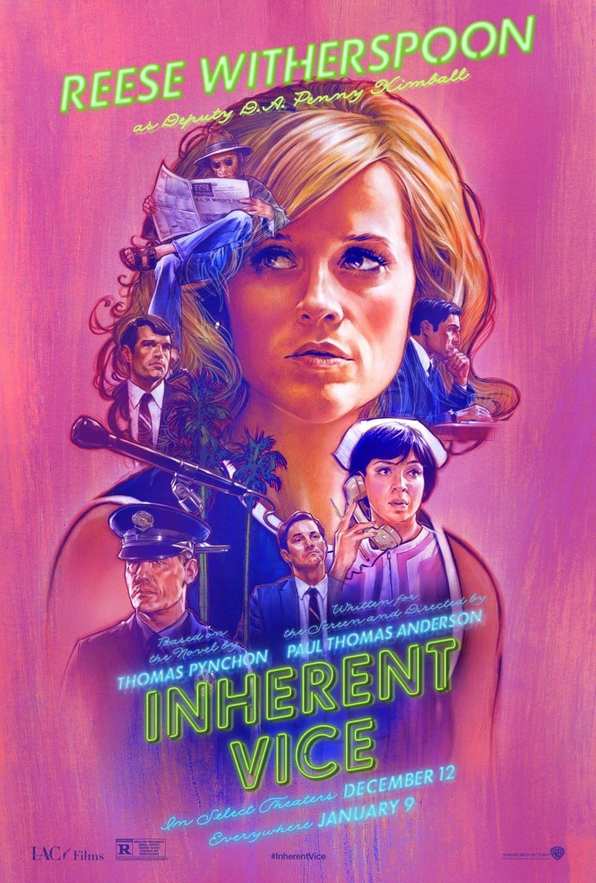 Inherent Vice Poster #8