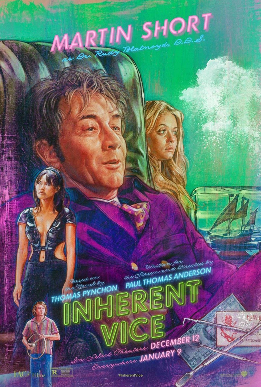 Inherent Vice Poster #9
