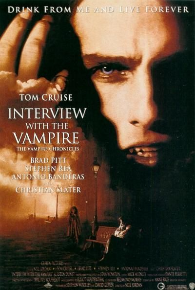 Interview with the Vampire: The Vampire Chronicles Poster #1