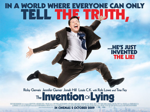 The Invention of Lying Poster #1