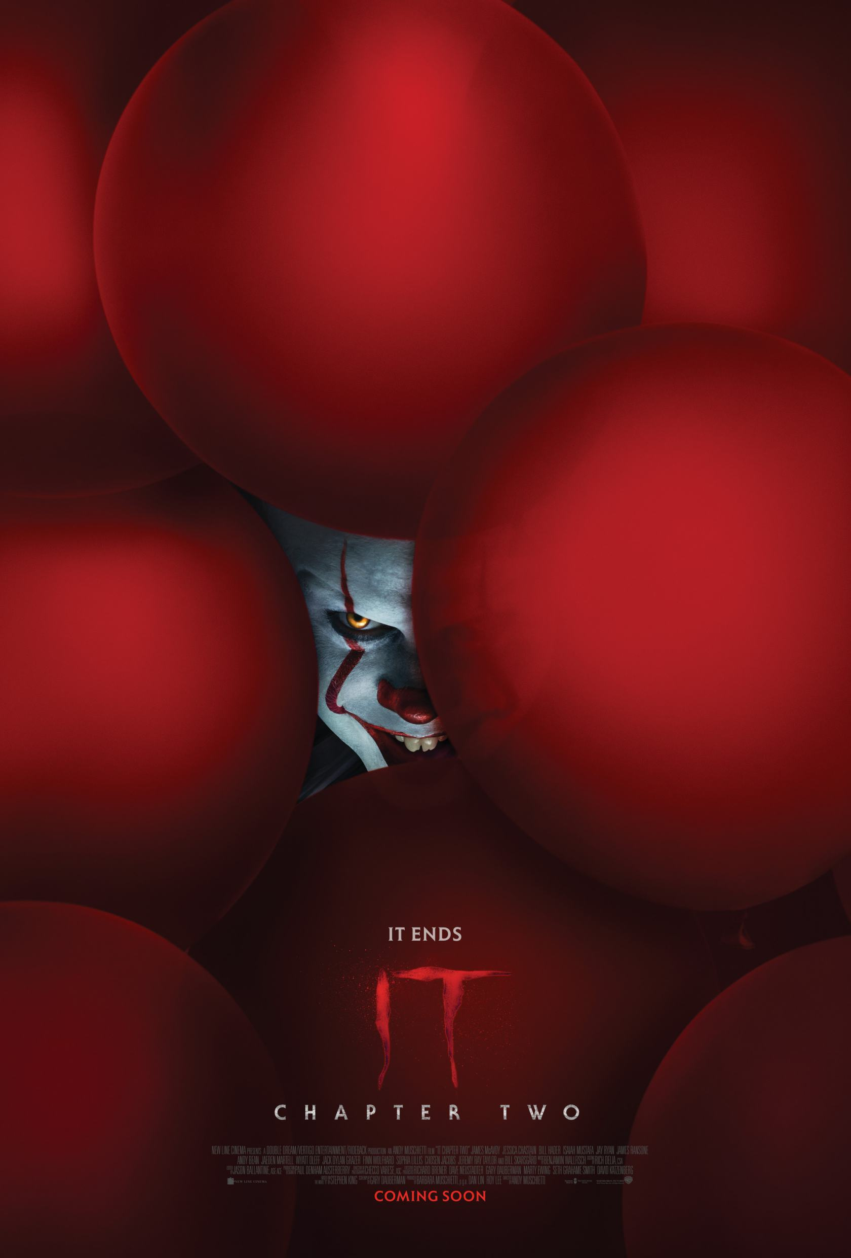 It: Chapter Two Poster #9