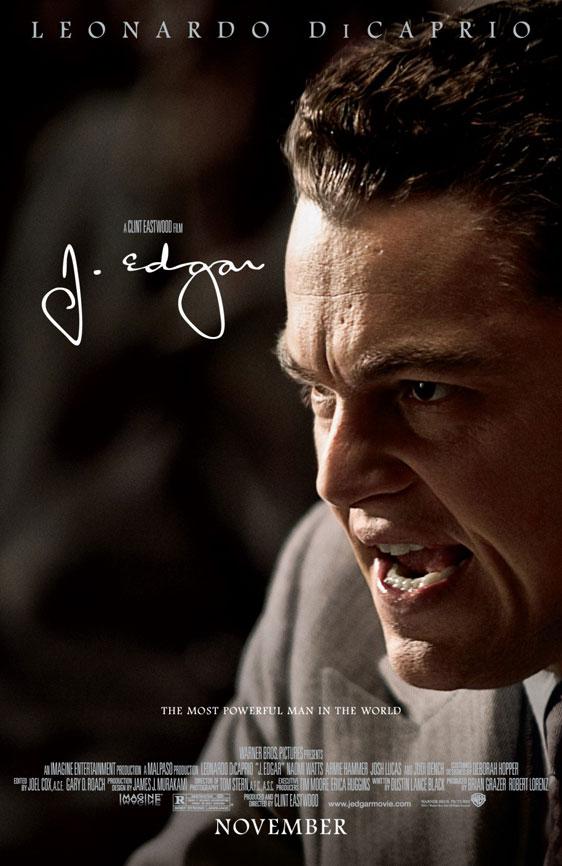 J. Edgar Poster #1