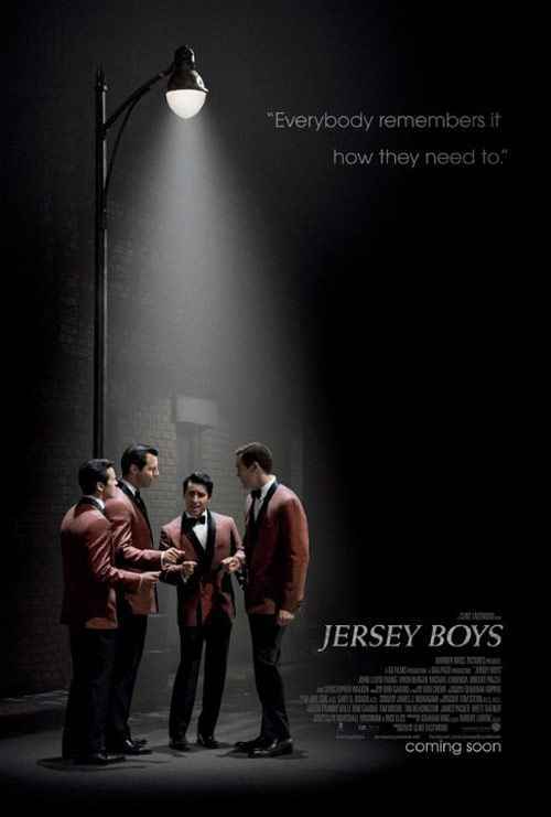 Jersey Boys Poster #1