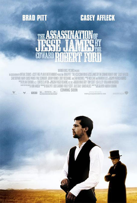 The Assassination of Jesse James by the Coward Robert Ford Poster #1