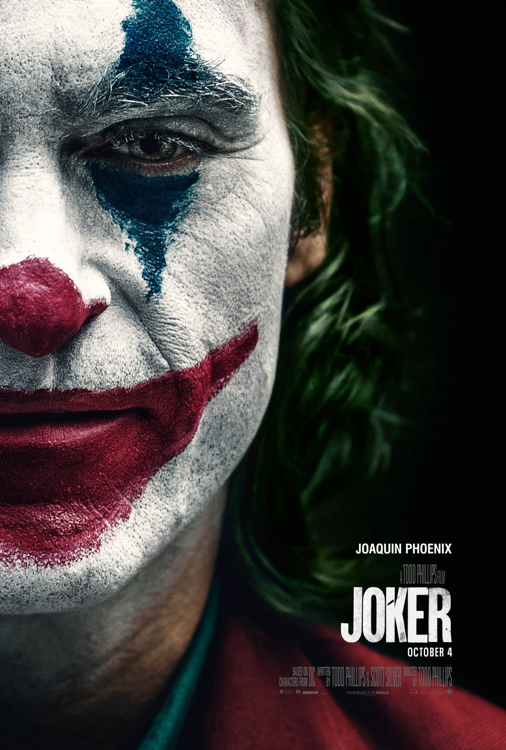 Joker (2019) Poster #4 - Trailer Addict