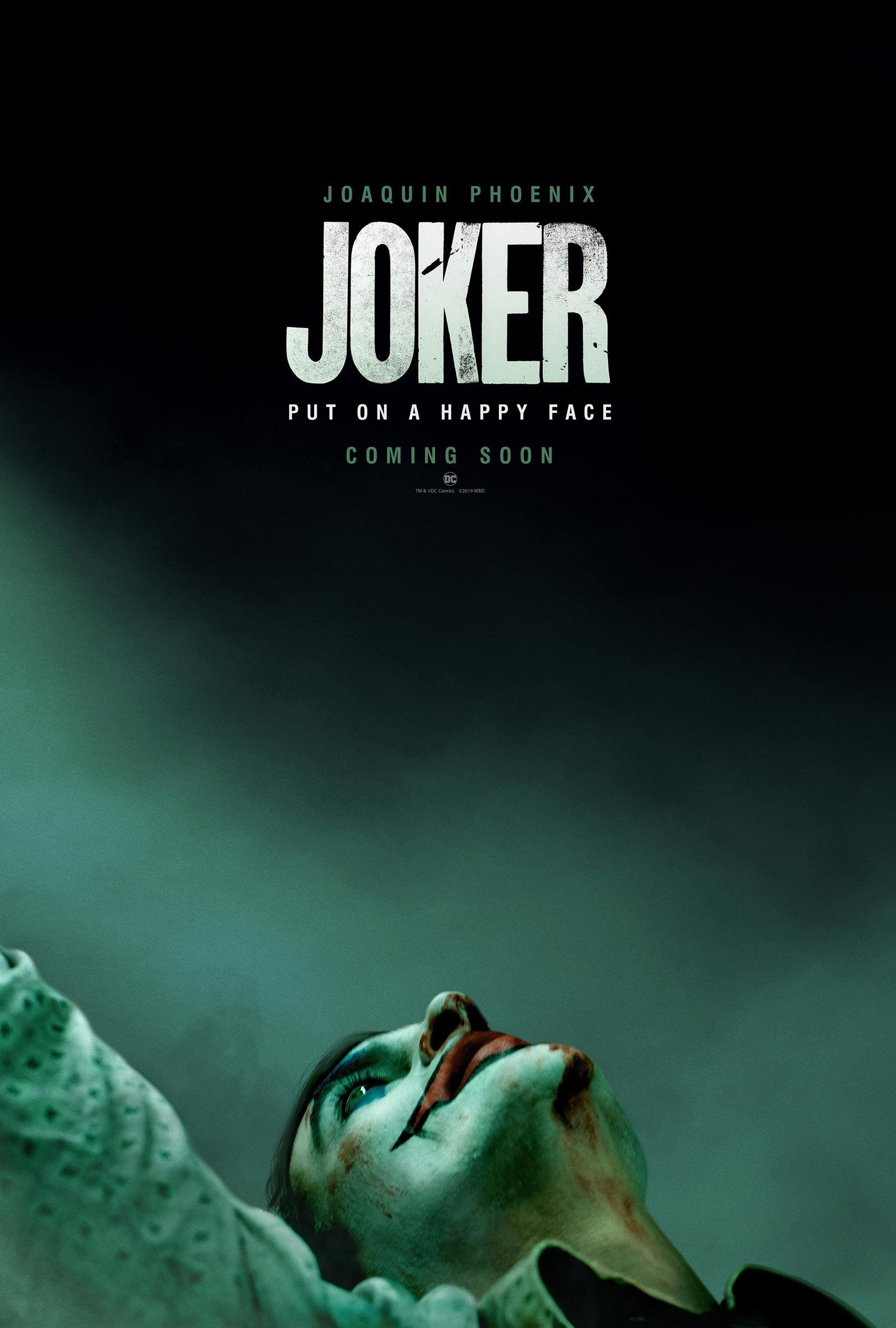 Joker Poster #1