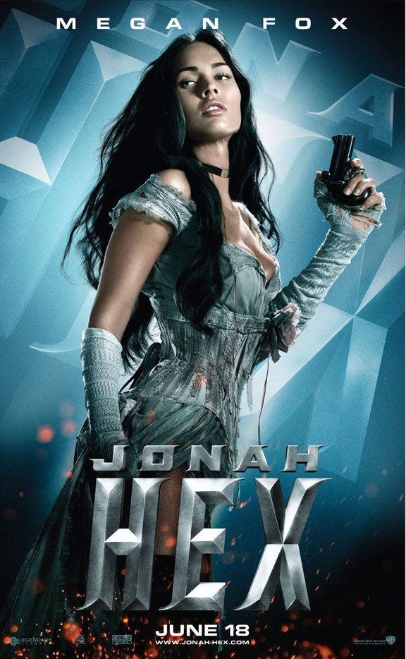 Jonah Hex Poster #3