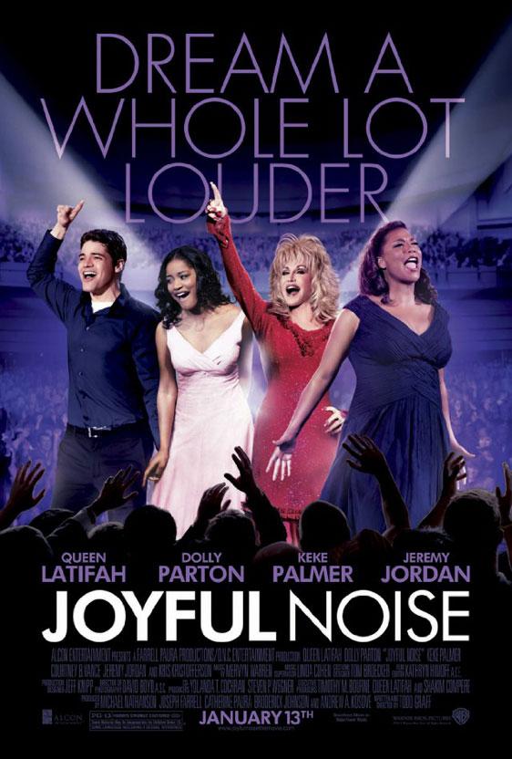 Joyful Noise Poster #1