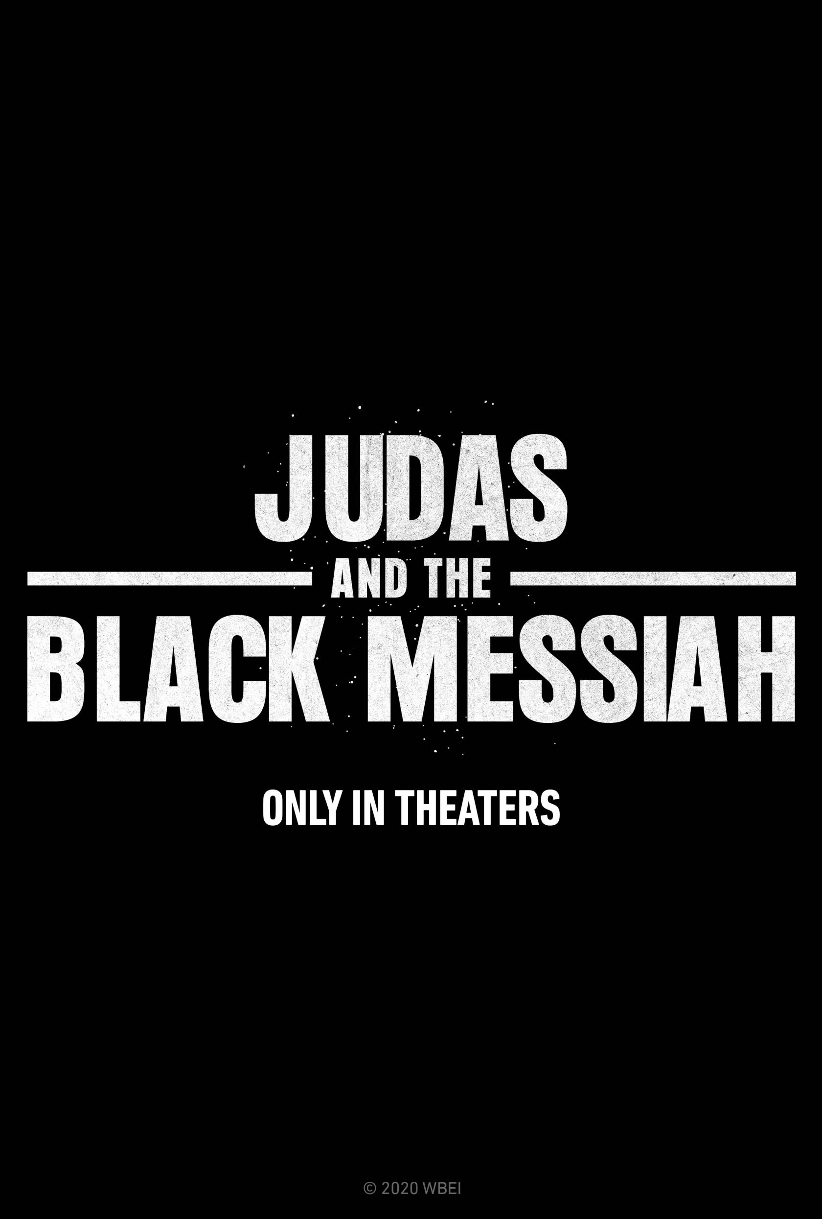 Judas and the Black Messiah Poster #1