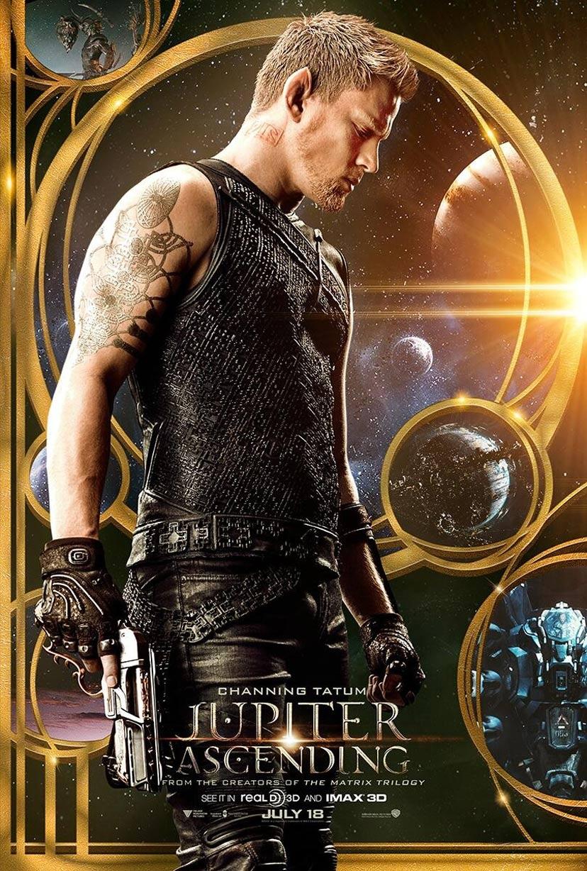 Jupiter Ascending Poster #1