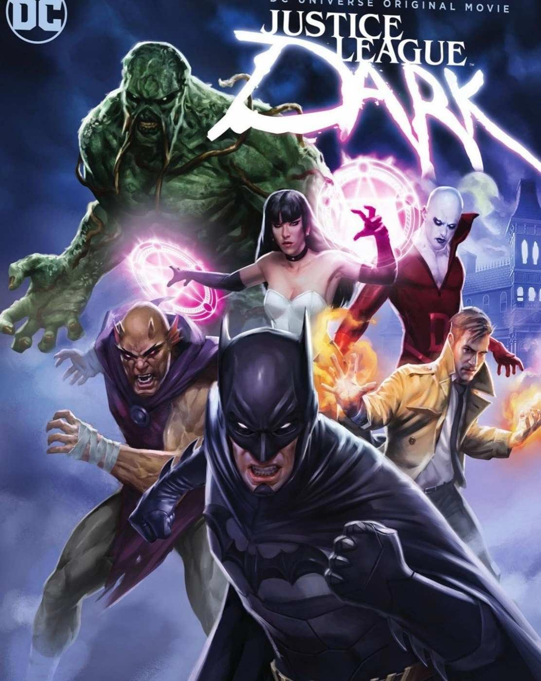 Justice League Dark Poster #1