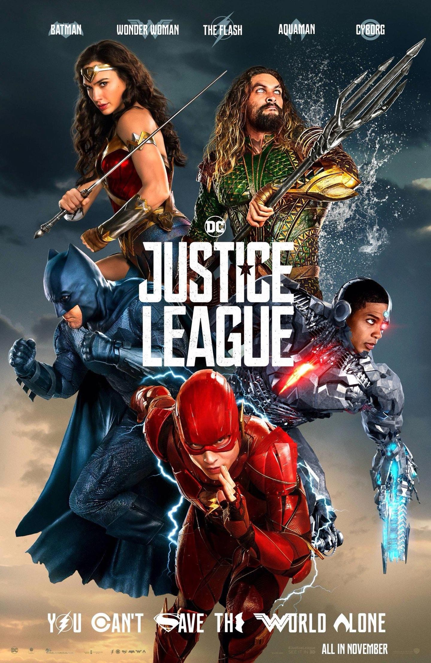 Justice League Poster #15