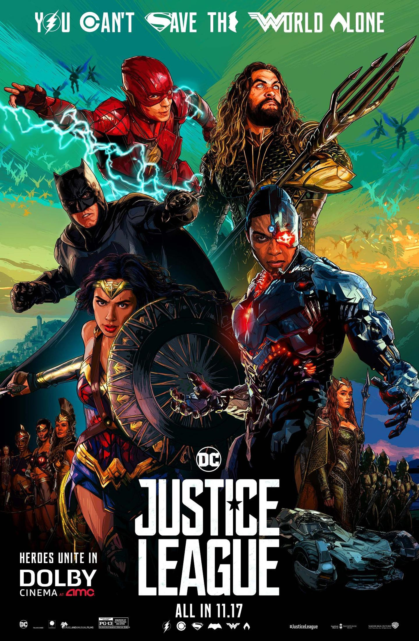 Justice League Poster #18