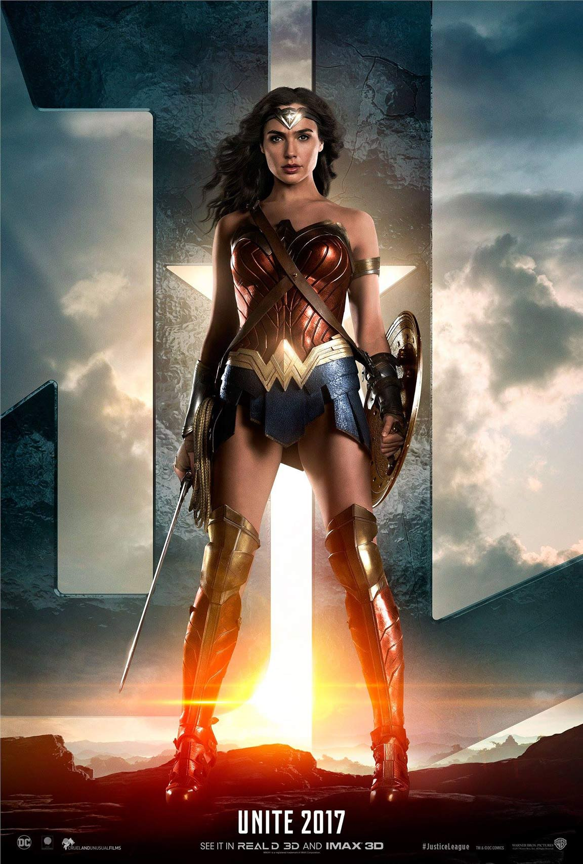 Justice League Poster #5