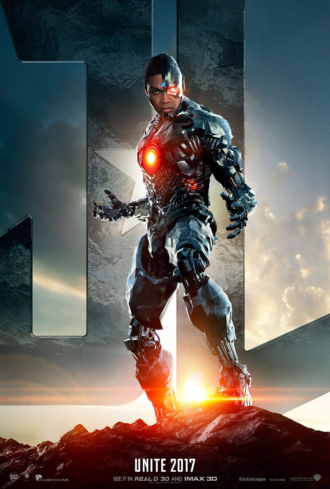 Justice League Poster #6