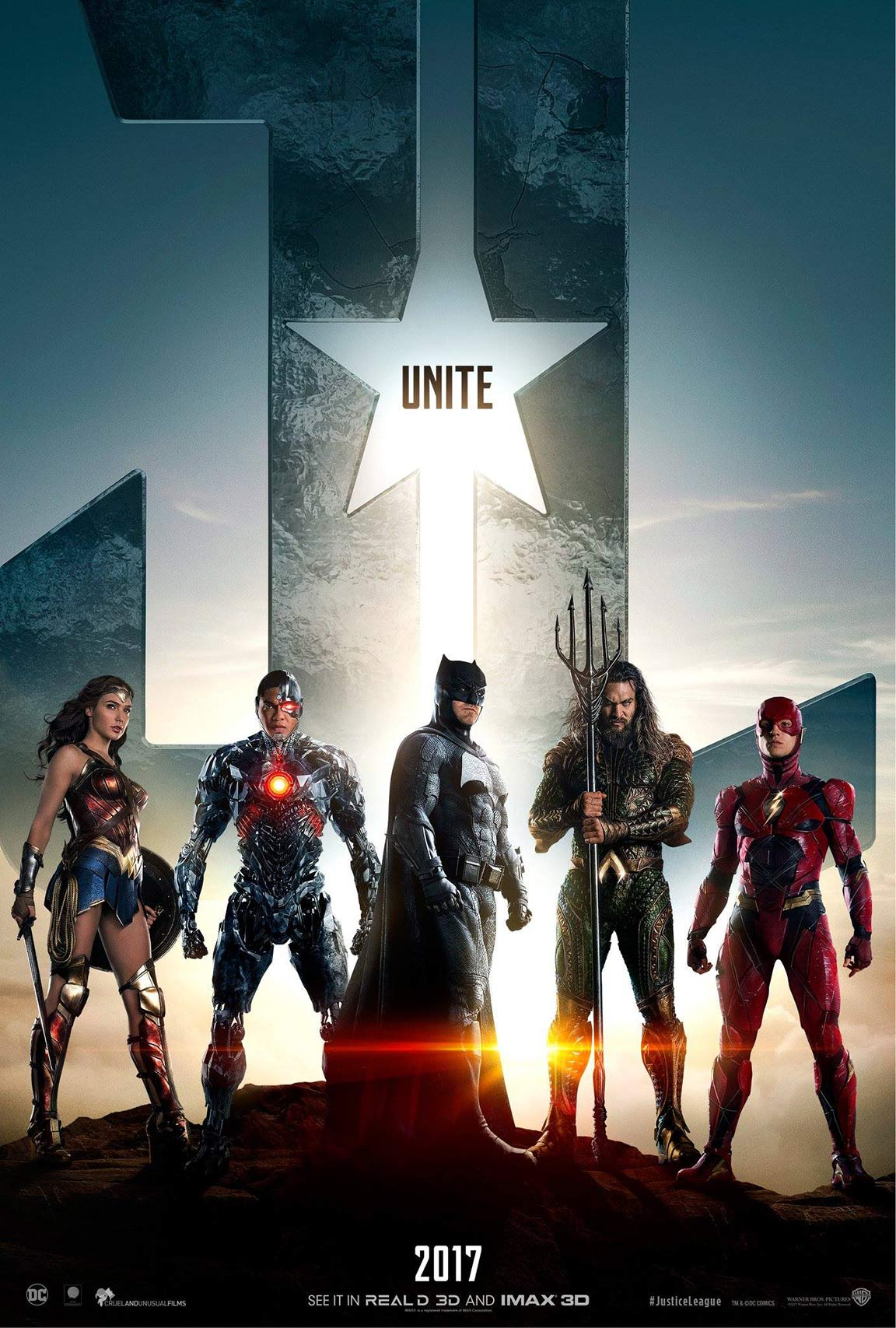 Justice League Poster #7