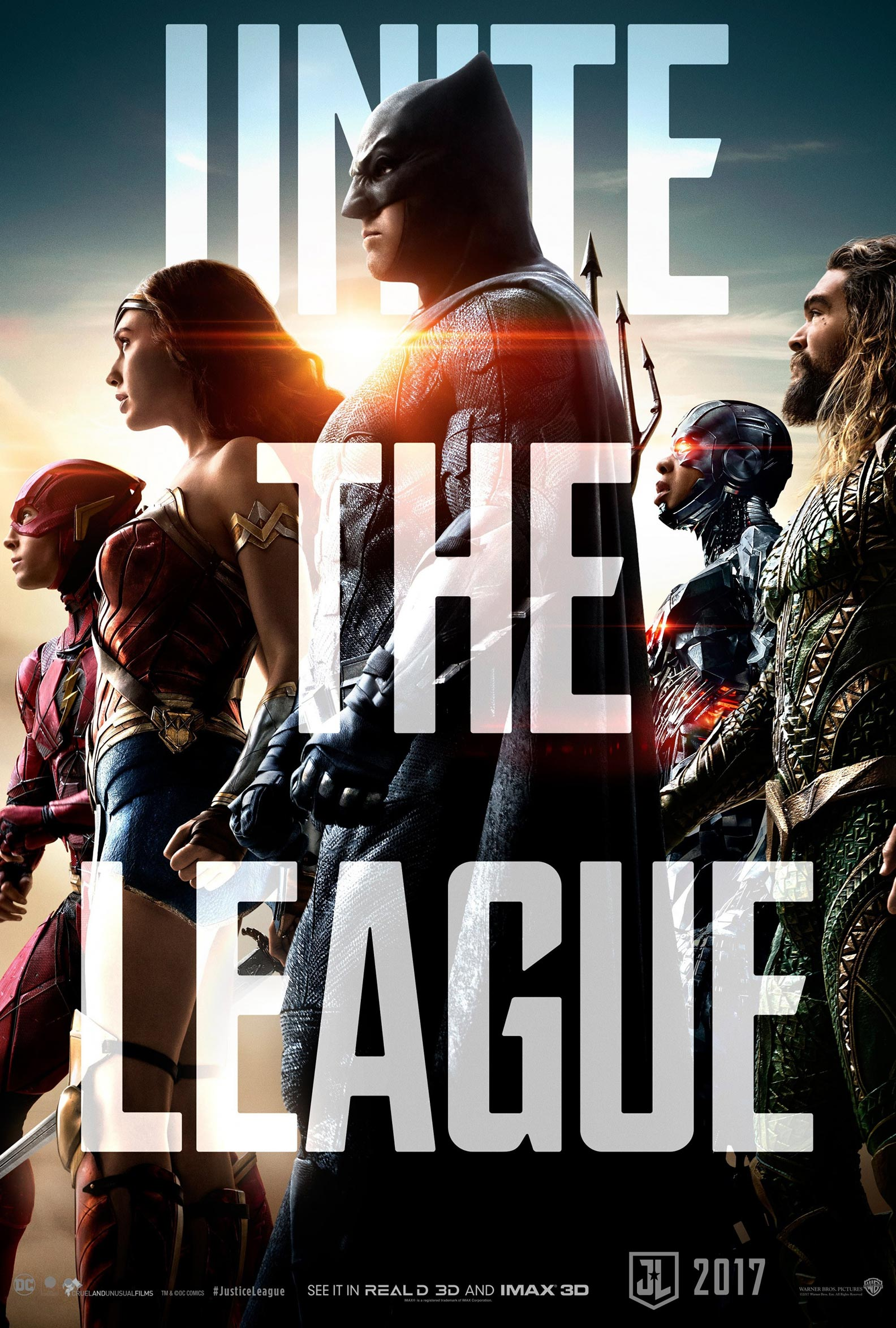 Justice League Poster #8