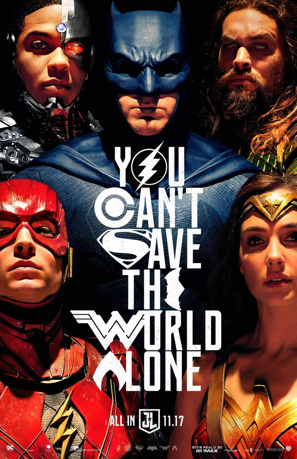 Justice League Poster #9
