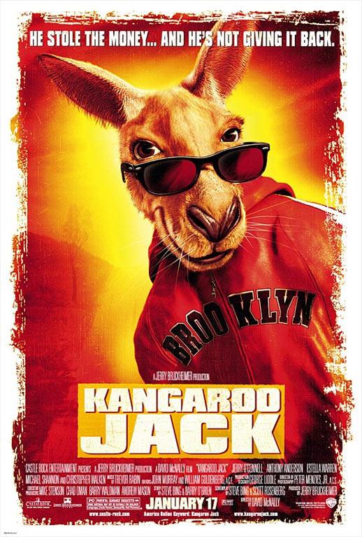 Kangaroo Jack Poster #1