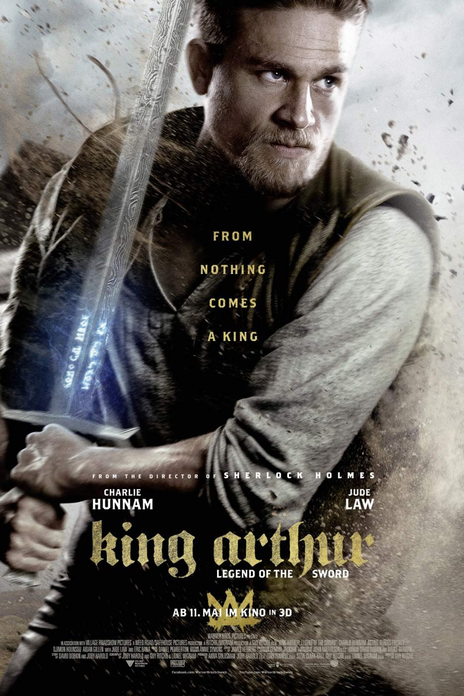 King Arthur: Legend of the Sword Poster #10