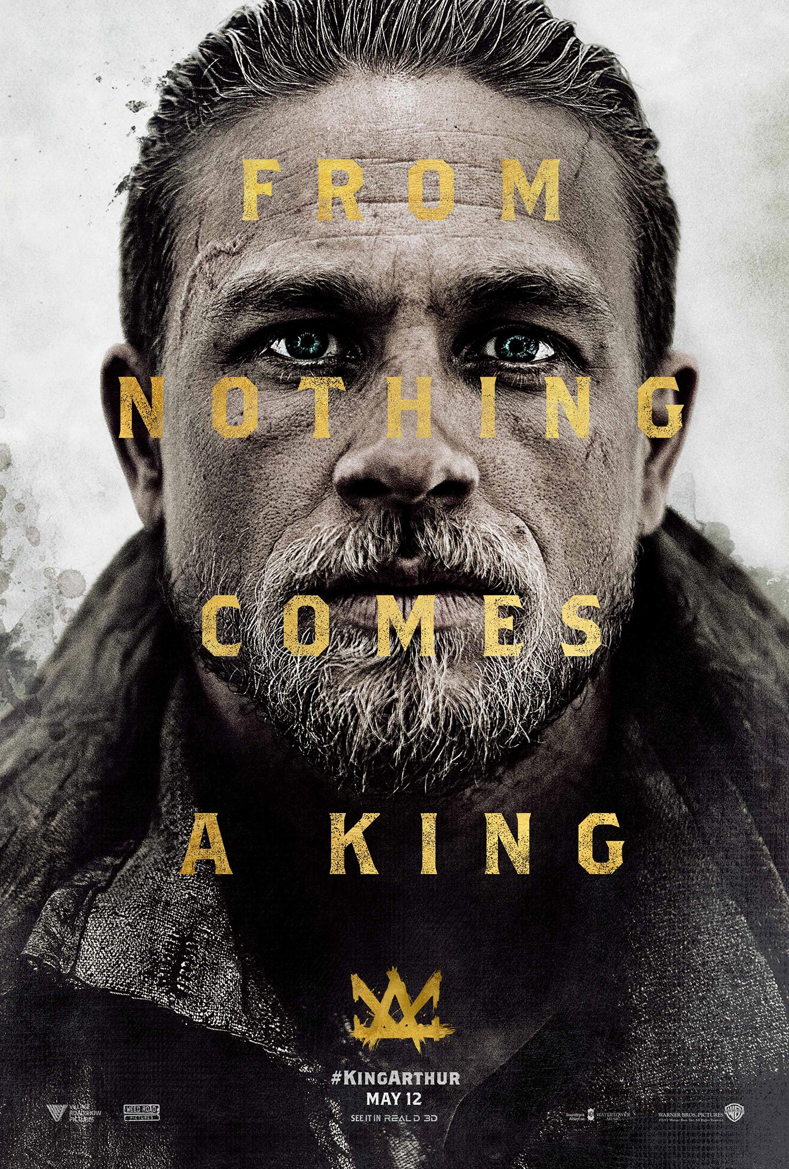 King Arthur: Legend of the Sword Poster #2