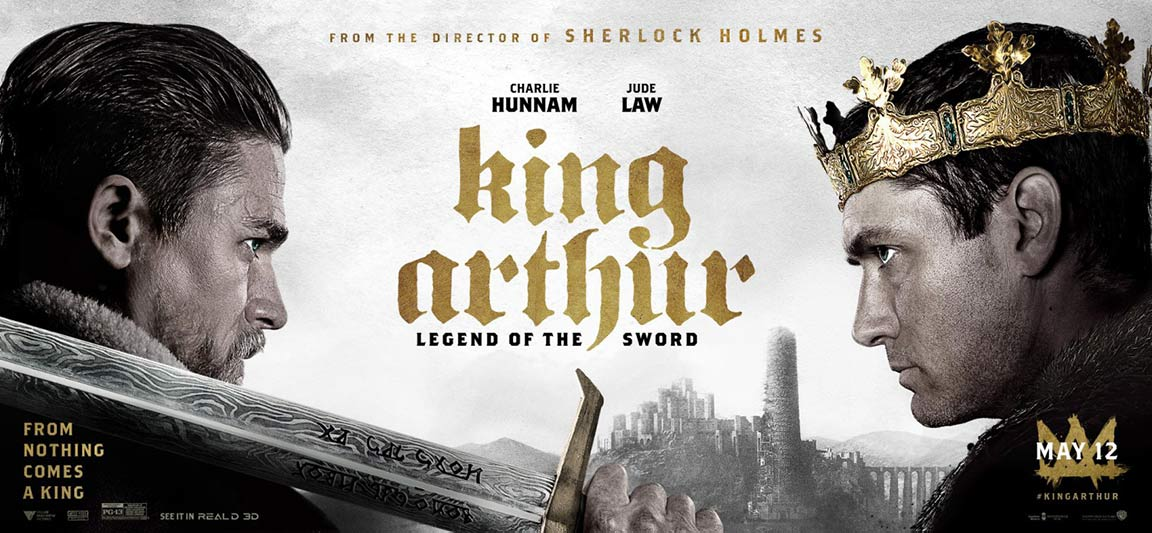 King Arthur: Legend of the Sword Poster #5