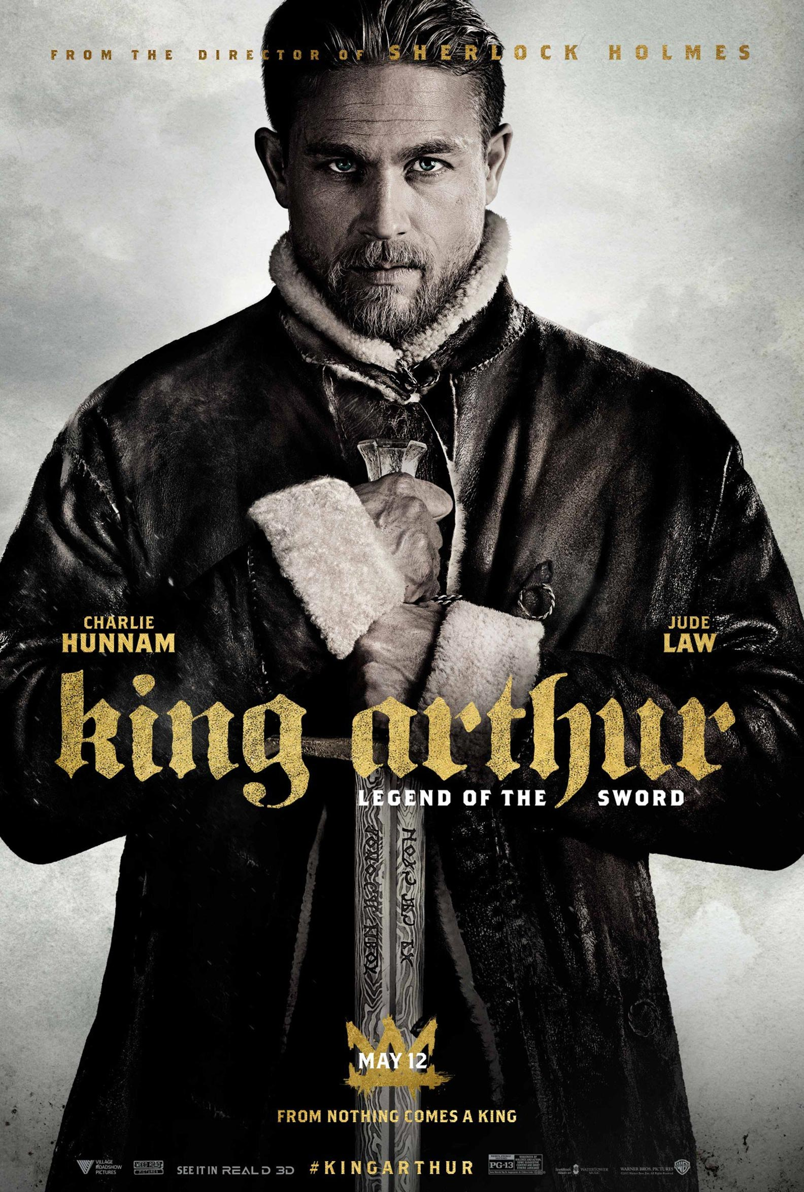 King Arthur: Legend of the Sword Poster #6