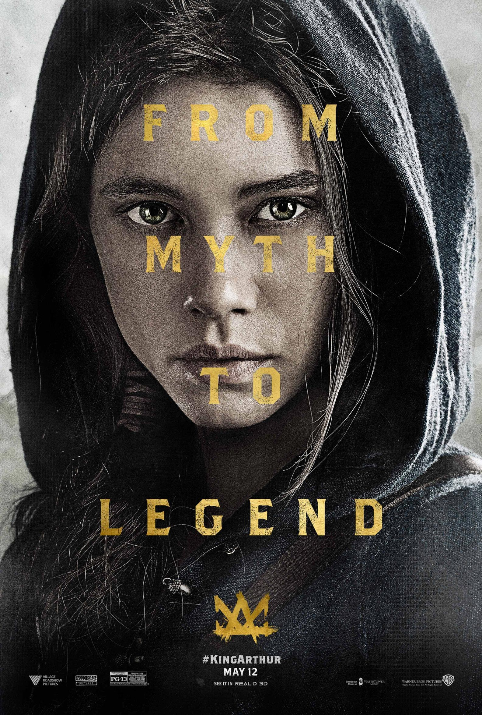 King Arthur: Legend of the Sword Poster #8