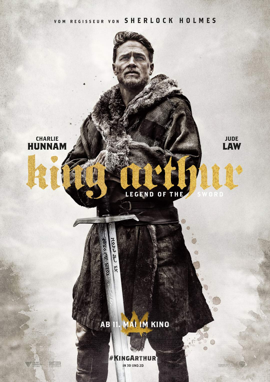 King Arthur: Legend of the Sword Poster #9