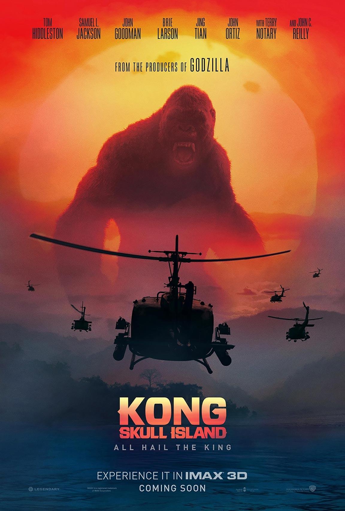 Kong: Skull Island Poster #10