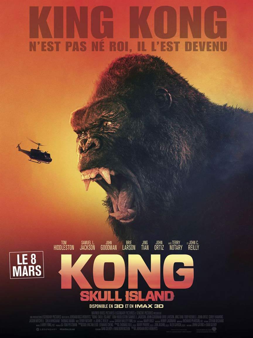 Kong: Skull Island Poster #14
