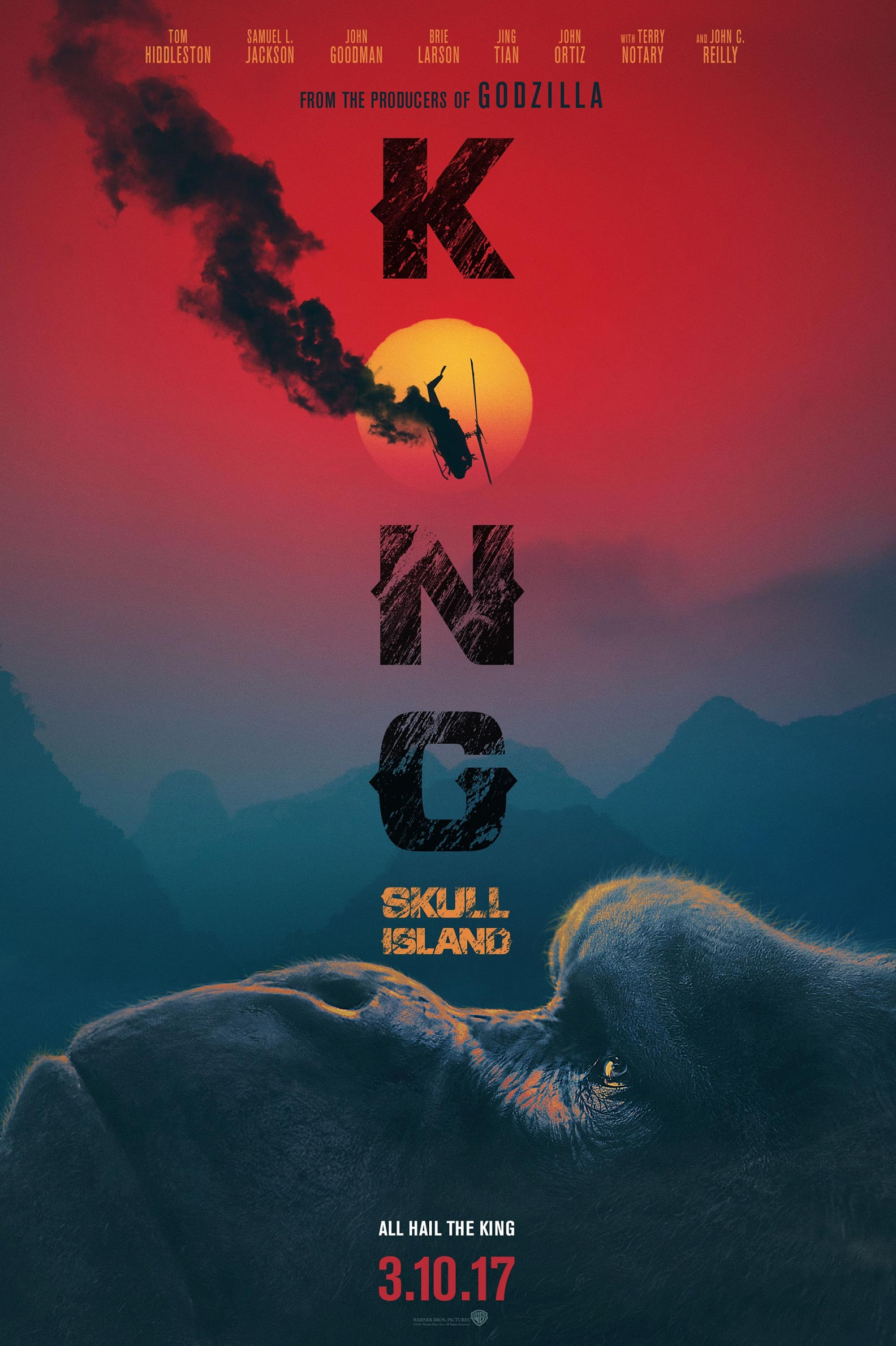 Kong: Skull Island Poster #15