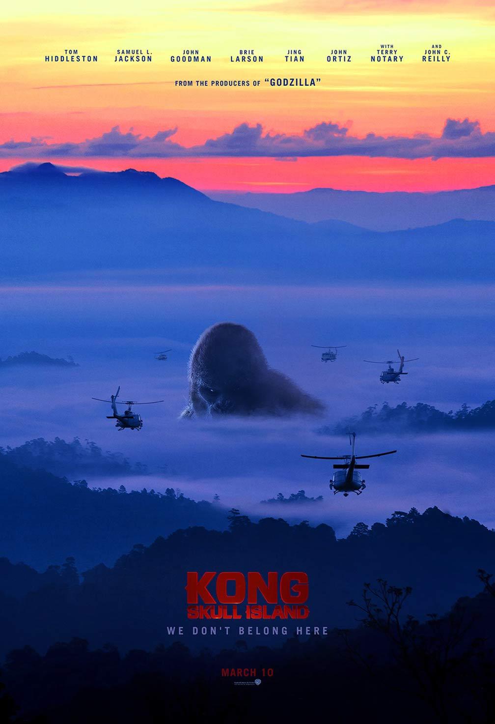 Kong: Skull Island Poster #20