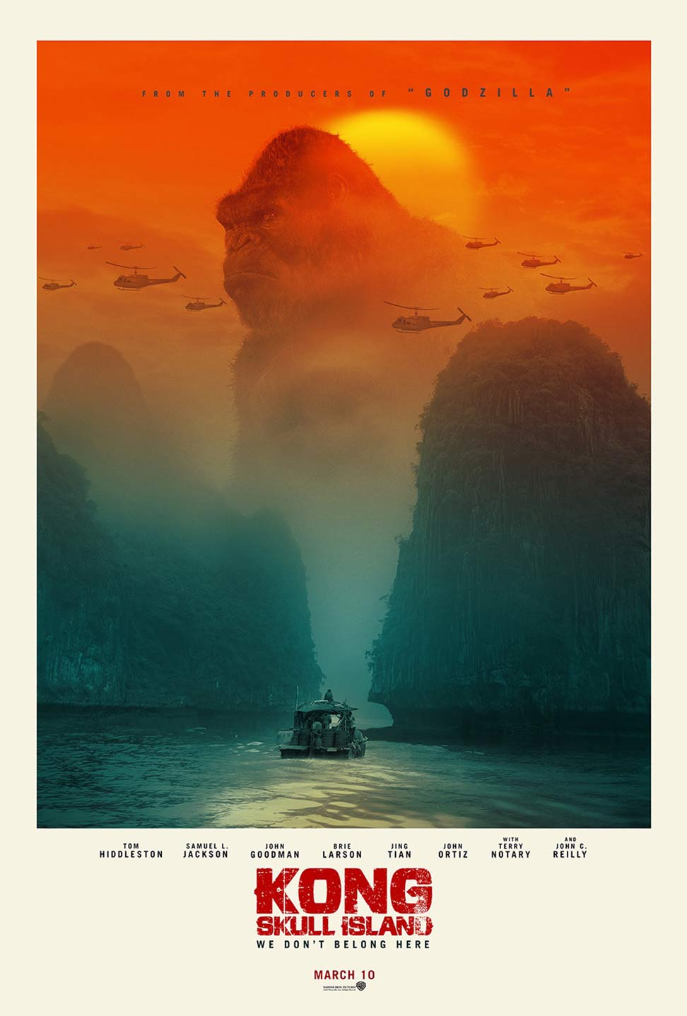 Kong: Skull Island Poster #21