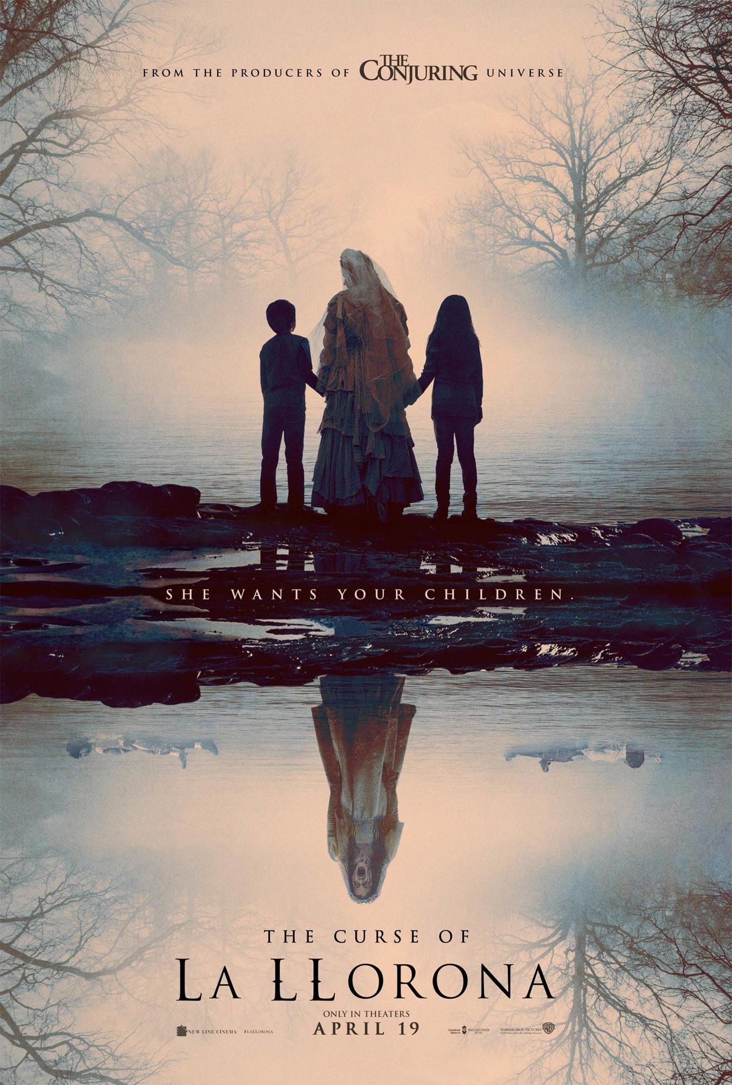 The Curse of La Llorona Poster #1