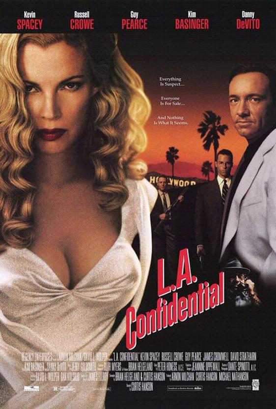 L.A. Confidential Poster #1