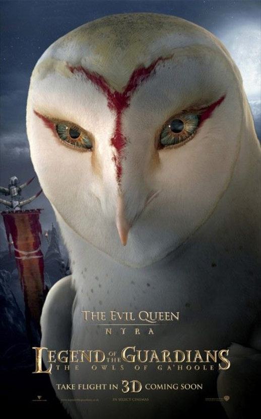 Legend of the Guardians Poster #9