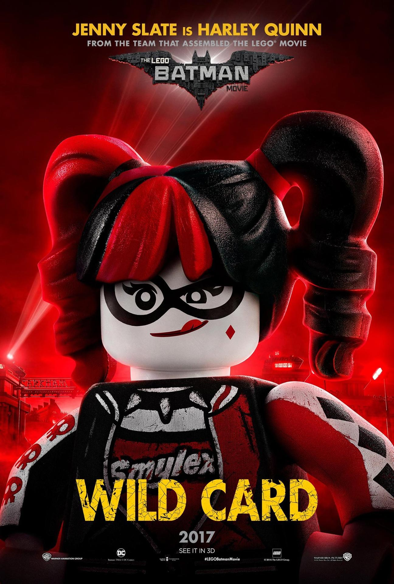 The Lego Batman Movie Poster #11