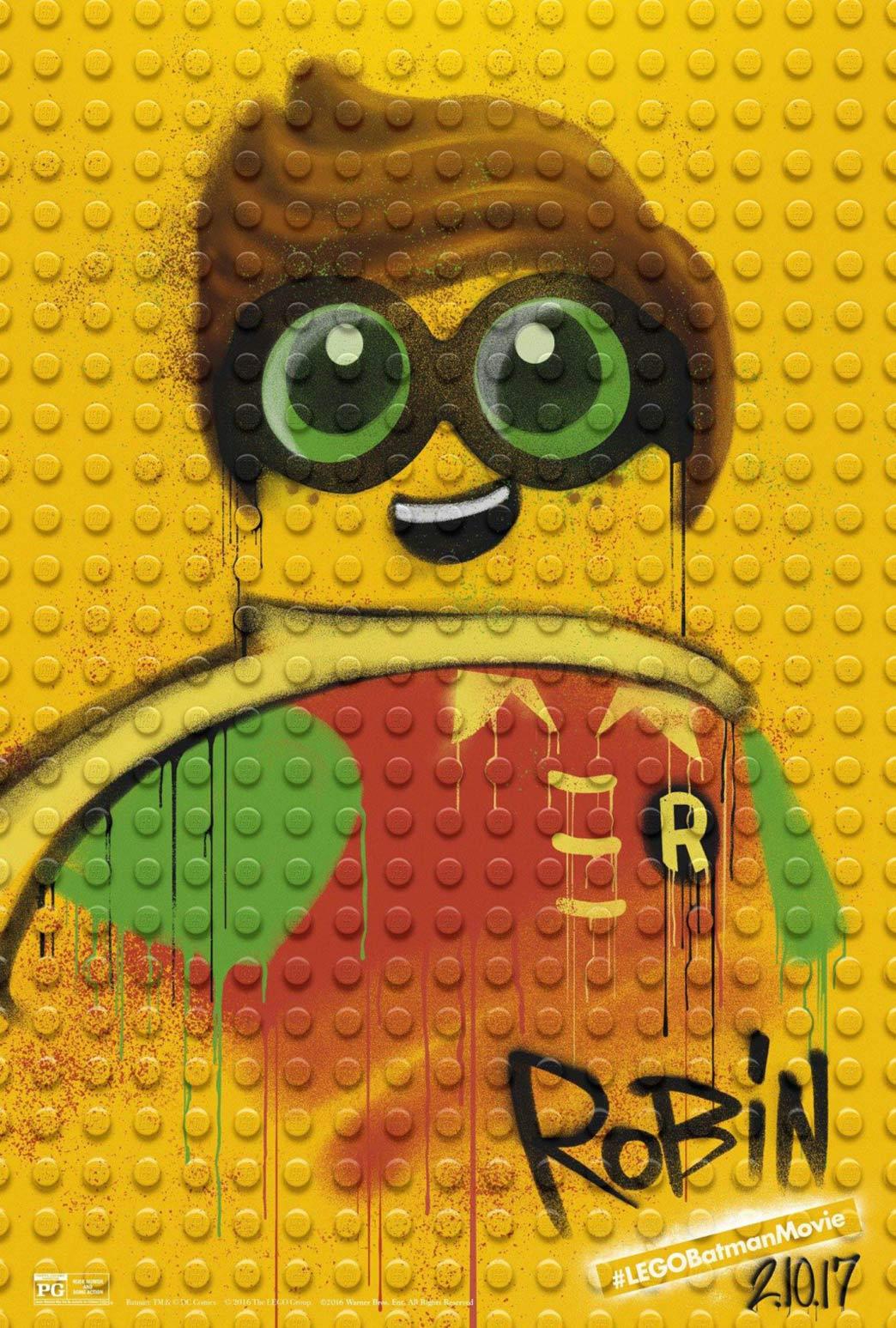 The Lego Batman Movie Poster #13