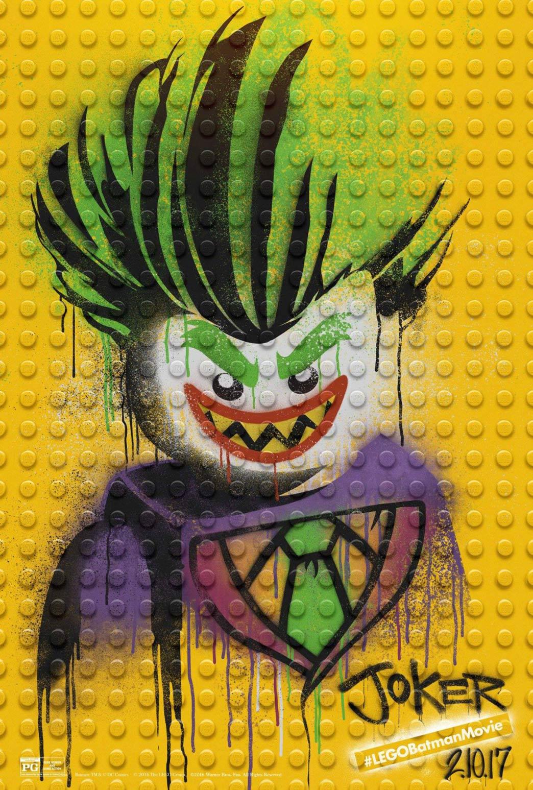 The Lego Batman Movie Poster #16