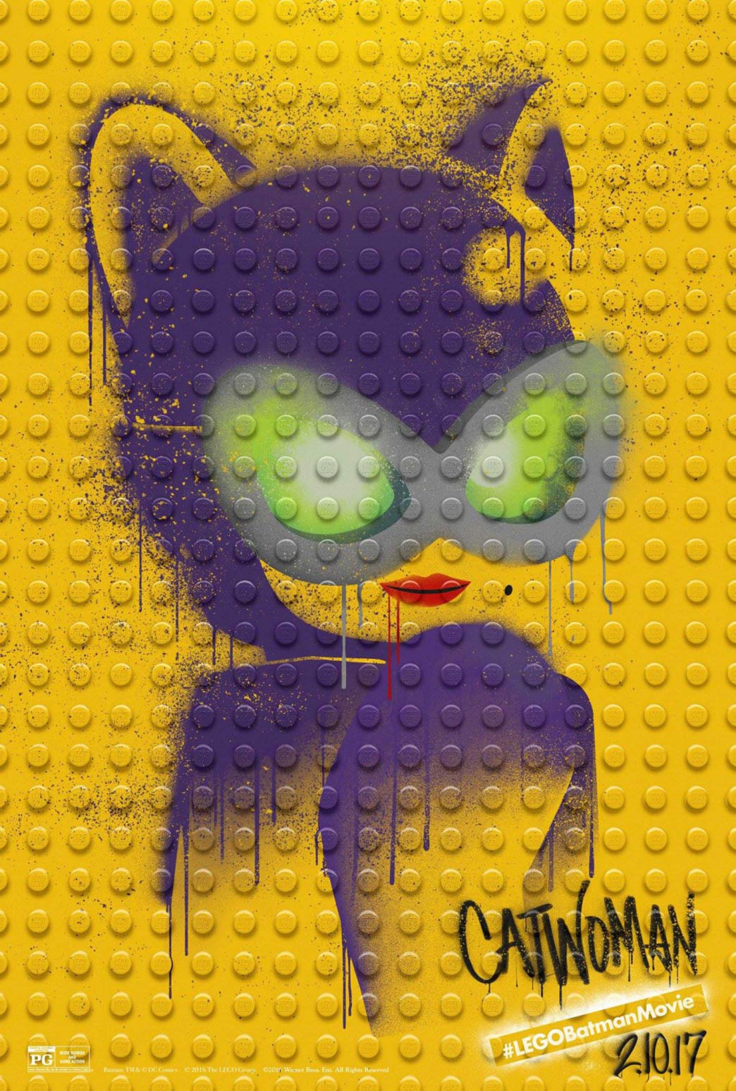 The Lego Batman Movie Poster #18