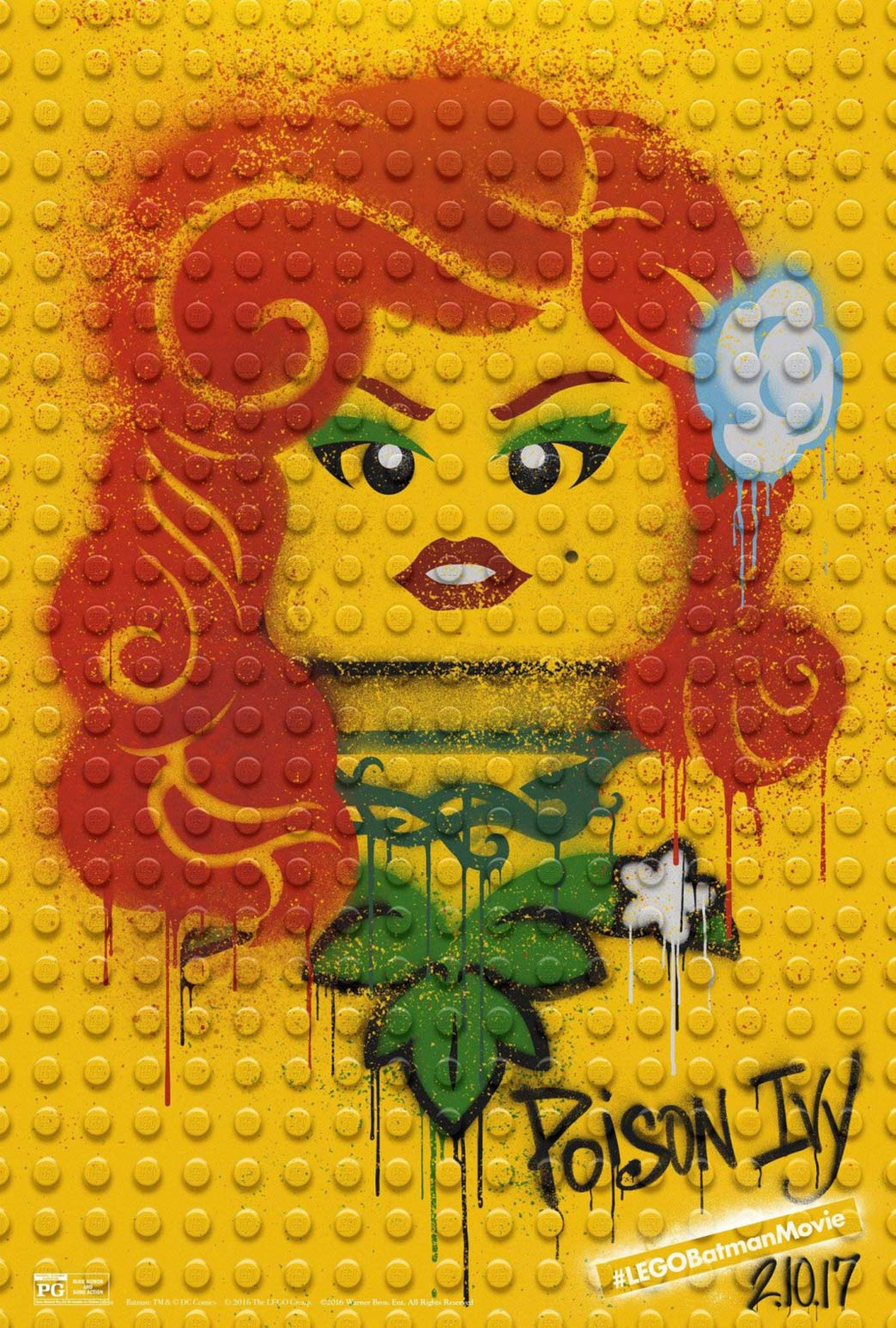 The Lego Batman Movie Poster #20