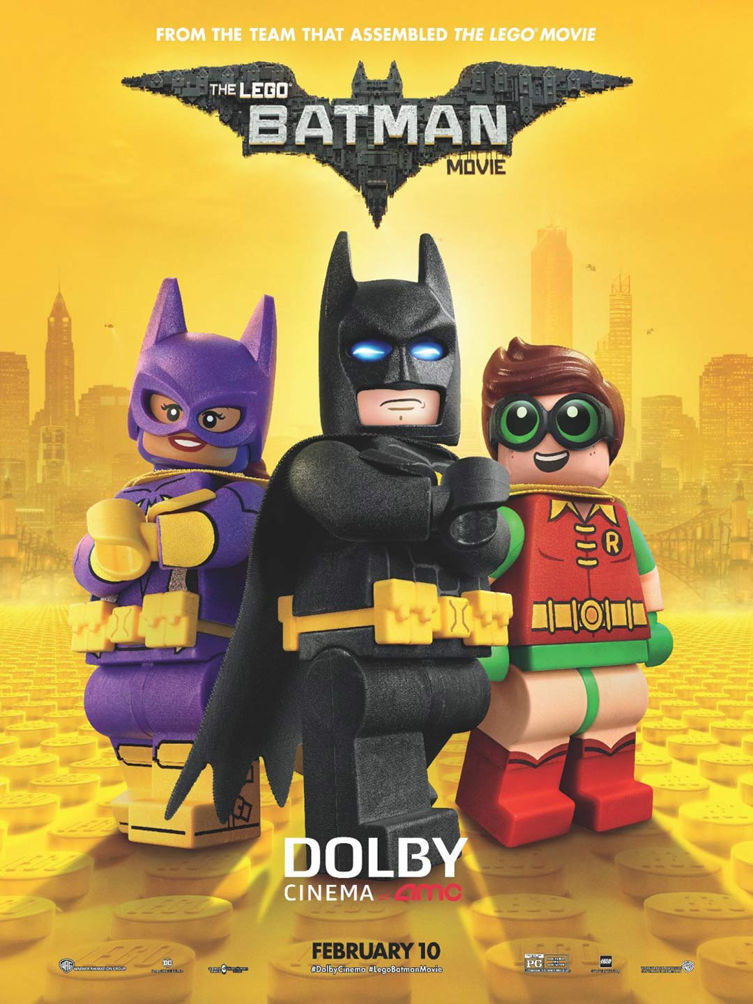 The Lego Batman Movie Poster #26